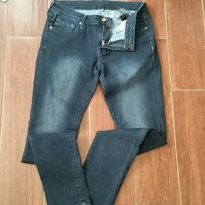 H&M Super Skinny Low Waist 31/32 jeans
